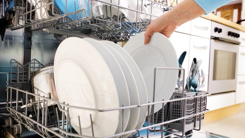イギリスの食洗器